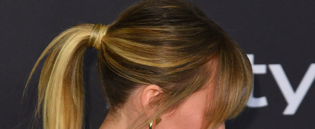 Polished Ponytails Are the Easiest Red Carpet Look to Re-Create at Home