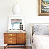 Turn Dressers Into Side Tables