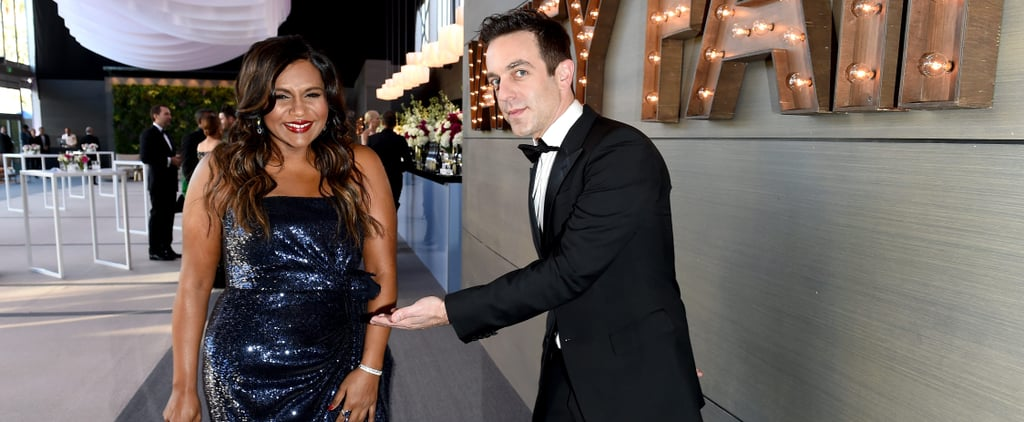 "Soulmates or ""Soup Snakes"": We Love Mindy Kaling and B.J. Novak's Relationship at Every Stage"