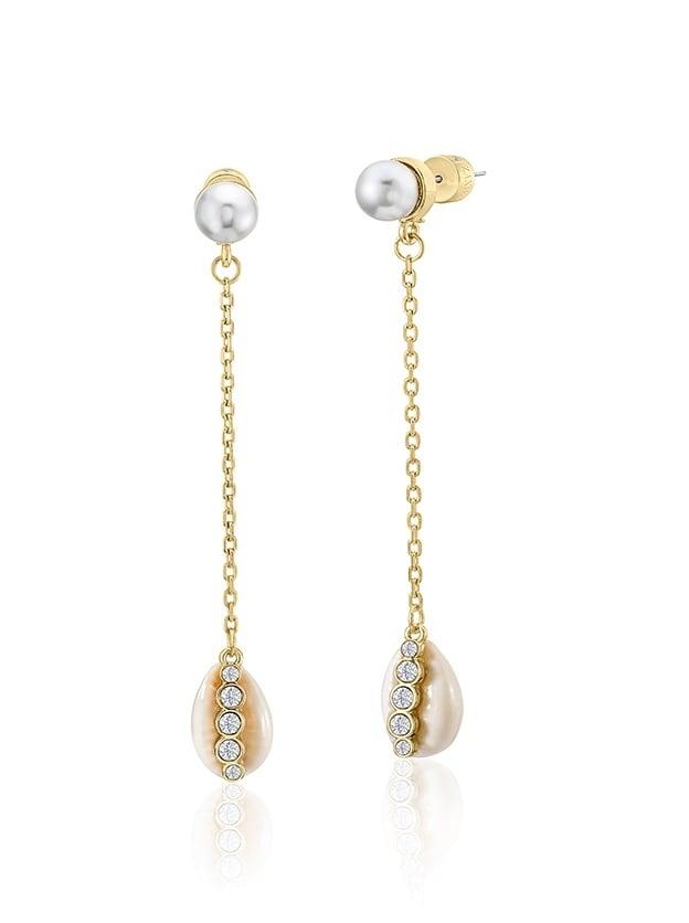 ZAXIE Shell Drop Earrings