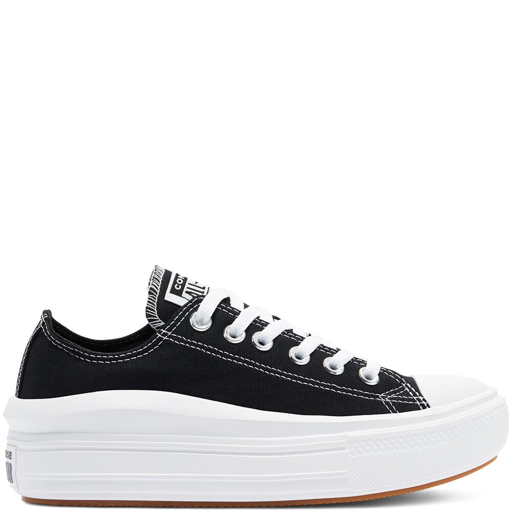 Converse Canvas Colour Chuck Taylor All Star Move Low Top