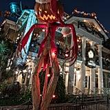 Disneyland: Haunted Mansion With Holiday Decor