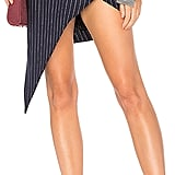 Lioness Heiress Pinstripe Skirt