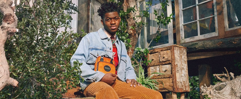 Lil Nas X Stars in Gucci's Sustainable Off the Grid Campaign
