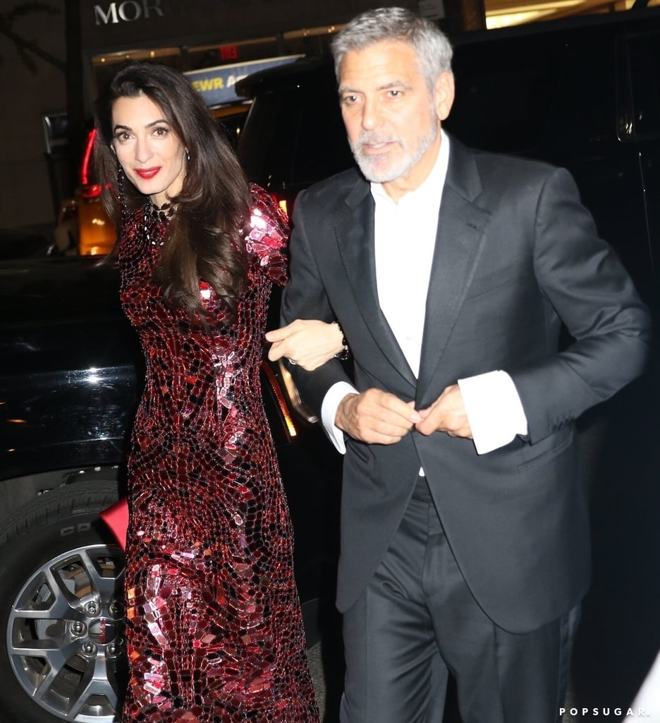 Amal Clooney Tom Ford Met Gala Dress 2018 | POPSUGAR Fashion