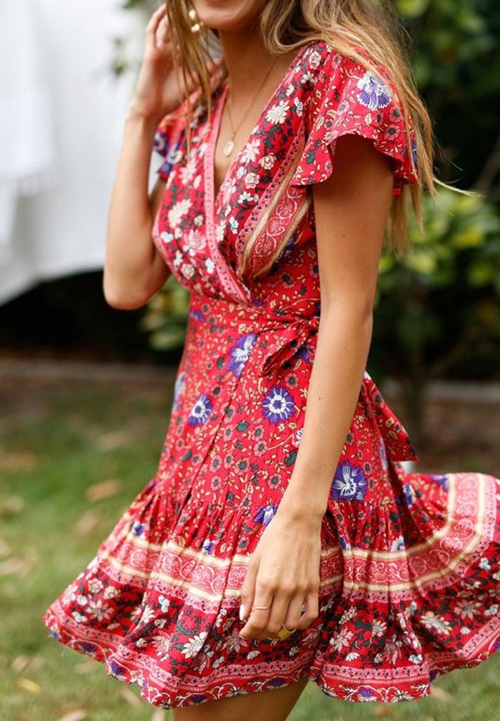 181d8935a1733 Best Summer Dresses at Walmart 2019 | POPSUGAR Fashion