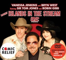 "Poll on Comic Relief Single by Rob Brydon and Ruth Jones / Bryn and Nessa feat. Tom Jones ""(Barry) Islands In The Stream"""