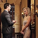 Kyle and Emily Maynard on The Bachelorette.