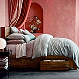 Emmerson Reclaimed-Wood Storage Bed
