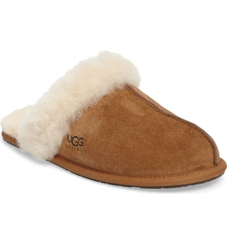 887be885e41f UGG Scuffette II Water Resistant Slippers