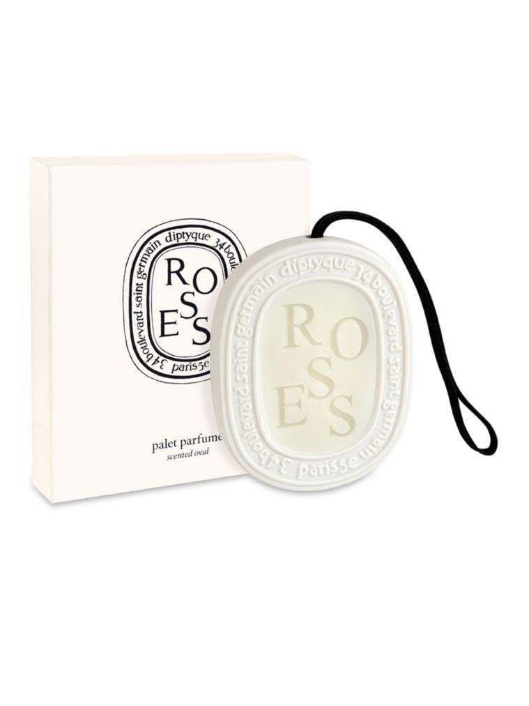 Diptyque Rose-Scented Ceramic Pendant ($48)