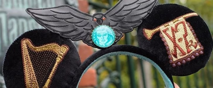 Haunted Mansion Mickey Ears at Disney