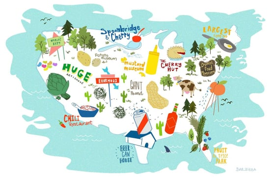 54 Weird, Wacky, Wonderful American Food Destinations Worth Pulling Over For