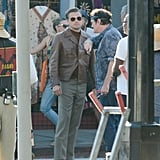 Once Upon a Time in Hollywood Leo