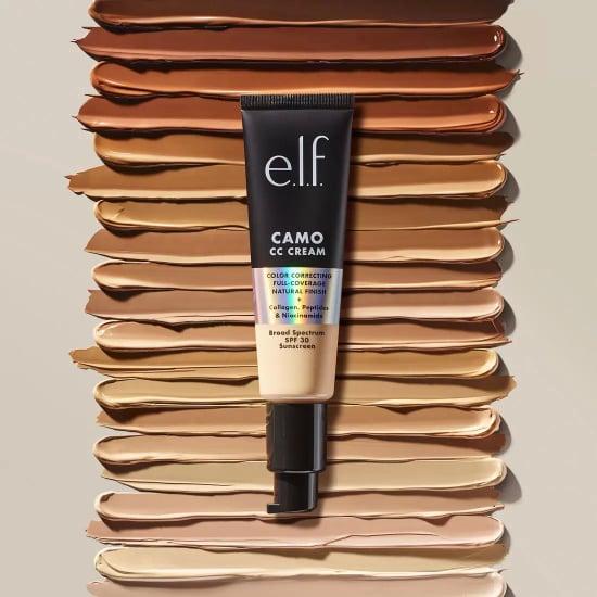E.l.f. Cosmetics Camo CC Cream For Zoom Meetings