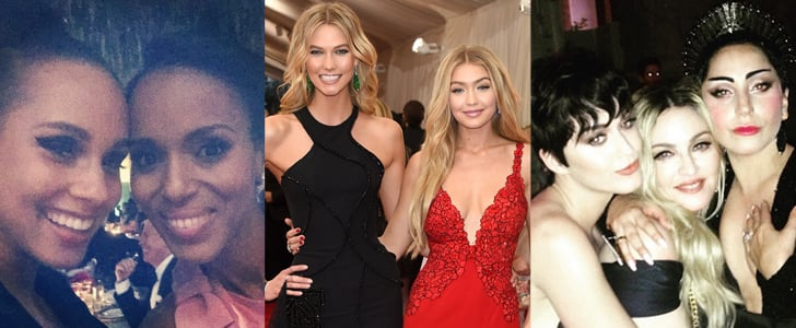 The Cutest Girlfriend Moments From the Met Gala