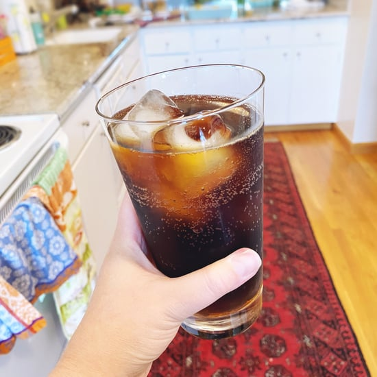 Sparkling Water and Coffee Recipe