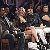 Britney Spears Looks Smitten While Attending a Fashion Show With Her New Man
