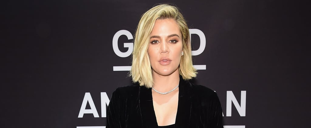 Khloé Kardashian Swears by This $11 (Yes, $11!) Cream to Keep Her Stretch Marks at Bay