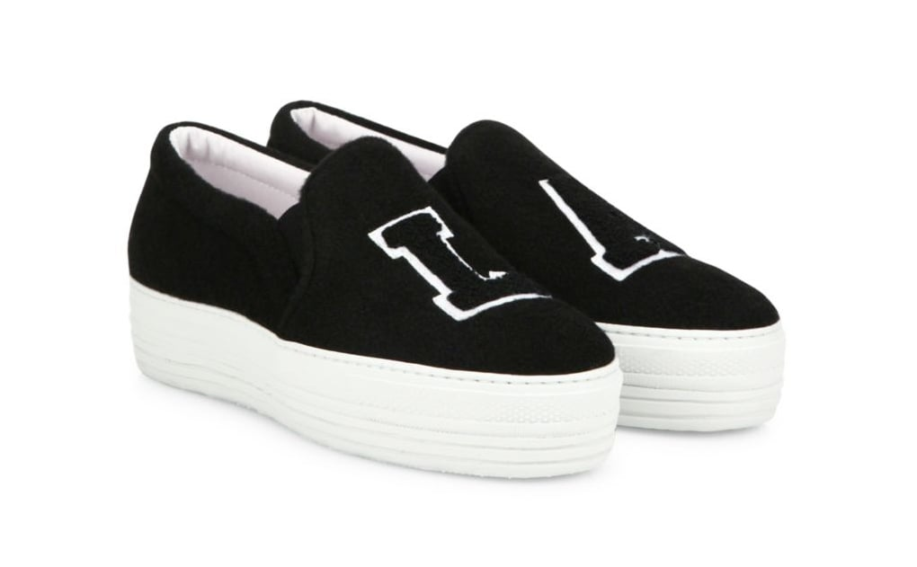 1320d538e9ff Joshua Sanders Slip-On Platform Sneakers ( 315)