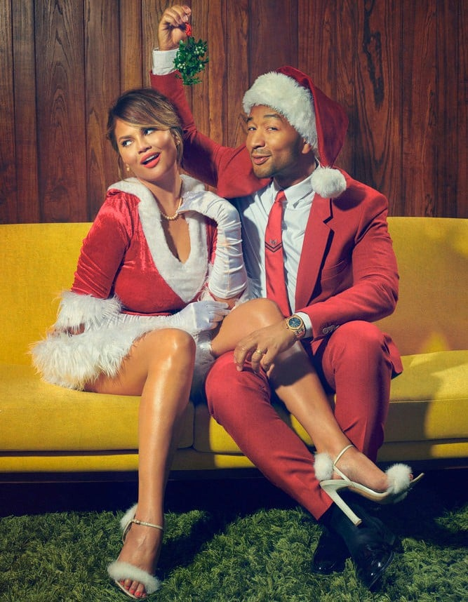NBC's A Legendary Christmas with John and Chrissy Details