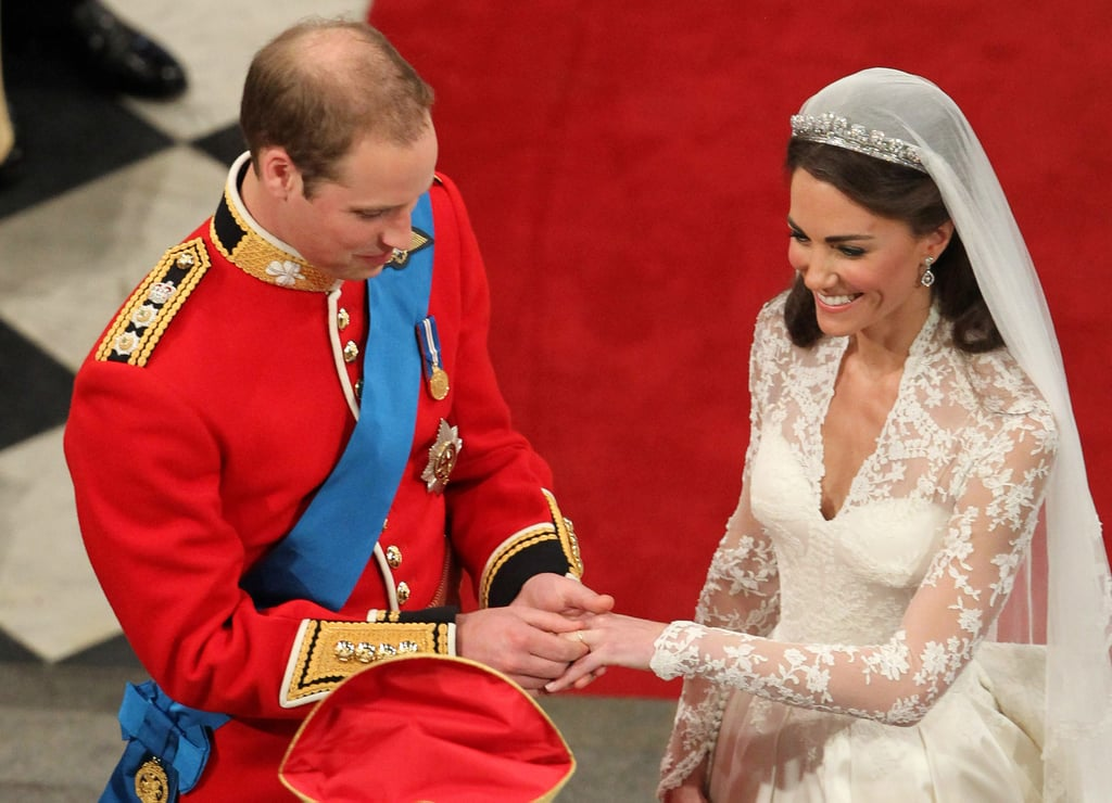 The 30 Sweetest Pictures From Will and Kate's 2011 Wedding
