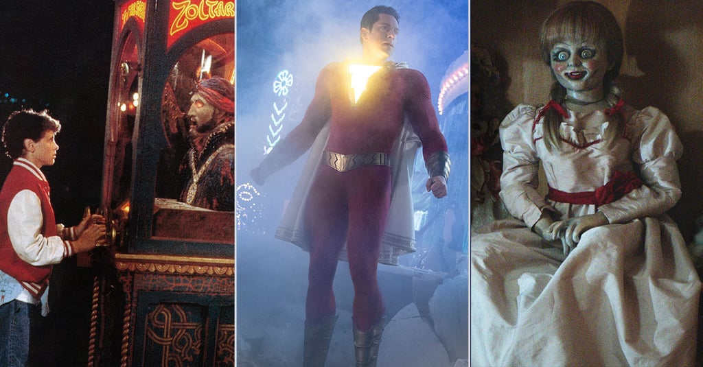 Easter Eggs and Hidden References in Shazam! Movie