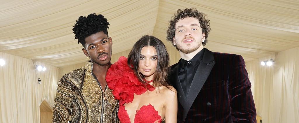 See the Best Celebrity Instagram Photos From 2021 Met Gala