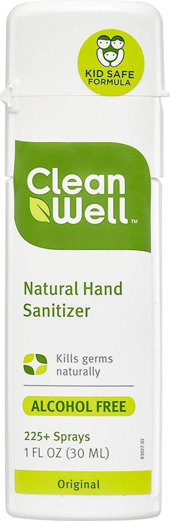 CleanWell Botanical Hand Sanitizer Spray