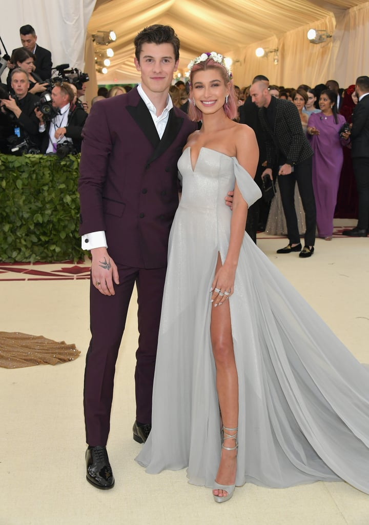 Hailey Baldwin Met Gala Dress 2018