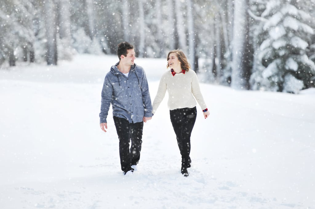 Go For a Scenic Walk in the Snow