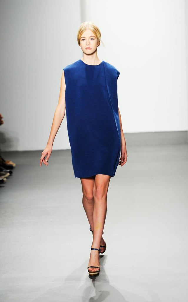 2011 Spring New York Fashion Week: Calvin Klein