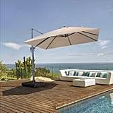 Amoroso Square Cantilever Umbrella