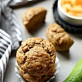 Banana Courgette Muffins