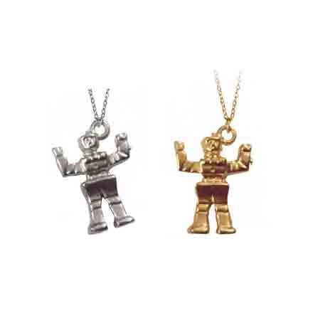 Wear Robot Love on Your Neck
