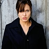 In 2004, Angelina kept it simple and scintillating in her thriller, Taking Lives.