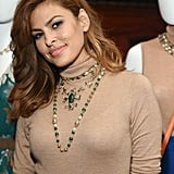 Eva Mendes: Midlength Layers
