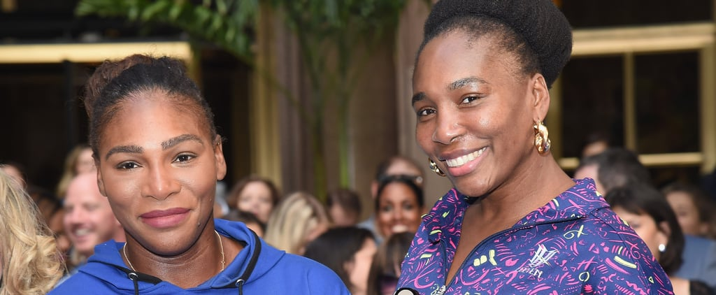 Serena Williams Quotes on Venus as an Aunt
