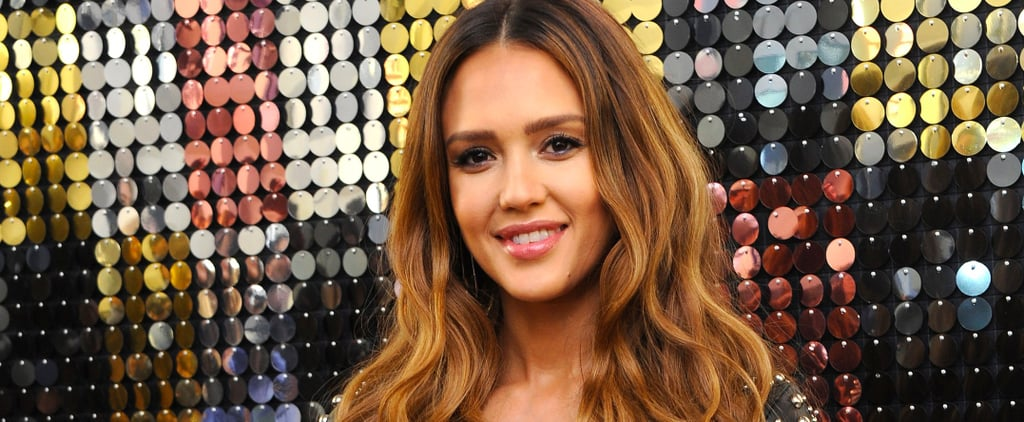 Jessica Alba Uses This 1 Beauty Product on Both Her Lips and Elbows