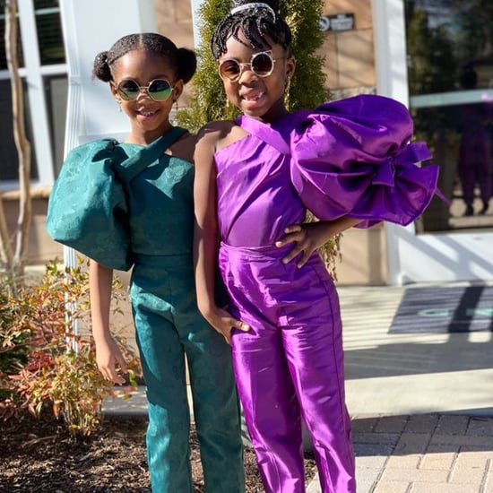Kids Dressed as Lupita Nyong'o and Chimamanda Ngozi Adichie