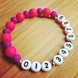 Phone Number Bracelet