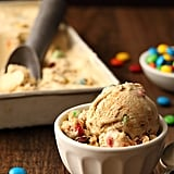M&M Cookie Dough Ice Cream