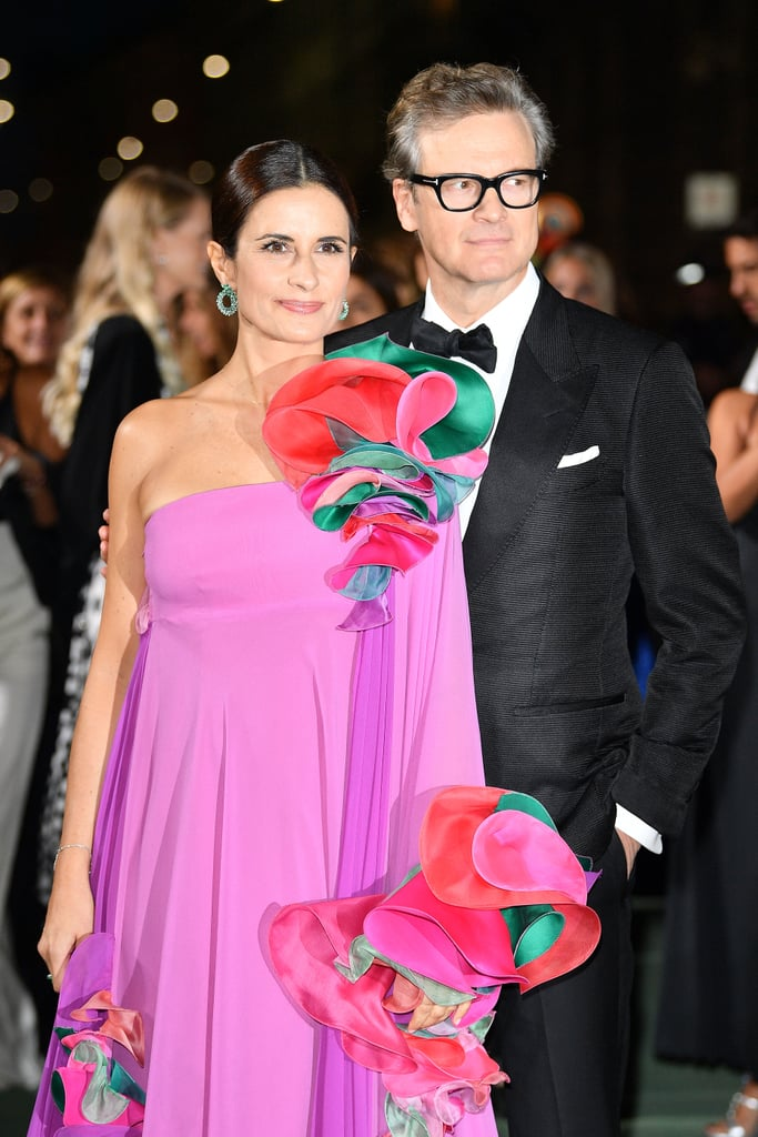 "Colin Firth and his wife, Italian film director Livia Giuggioli, tied the knot in Italy in 1997 and welcomed two sons, 16-year-old Luca and 14-year-old Matteo. Their love story made headlines recently when the handsome British actor revealed that he was accepted for Italian citizenship in the wake of Brexit; given that Livia and their sons, who were both born in Rome, already have dual citizenship in the country, Colin ""thought it sensible that we should all get the same."" That's amore! Colin and Livia have shared lots of sweet moments over the years, whether attending premieres or award shows. Read on for the best photos of their 20-year romance.       Related:                                                                                                           Colin Firth Just Keeps on Getting Better, and Here's the Proof"