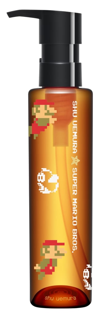 Shu Uemura x Super Mario Bros Ultime8 Sublime Beauty Cleansing Oil, $43