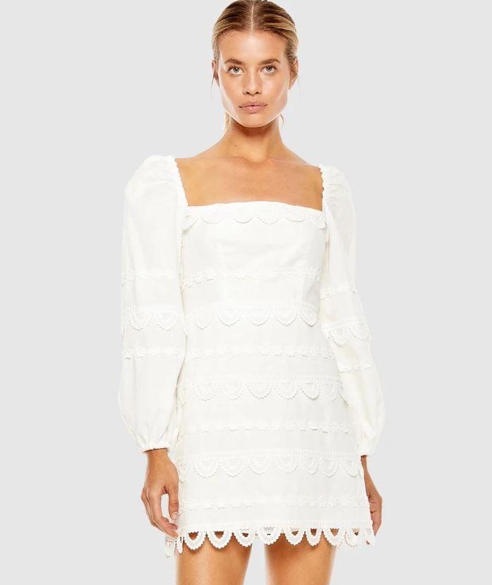 Talulah Early Light Mini Dress ($299)