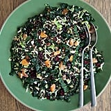 Brussels Sprout, Kale, and Lentil Salad