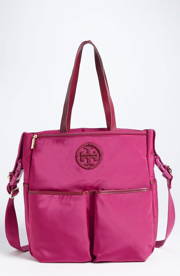 Tory Burch Stacked Logo Baby Bag