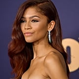 Zendaya Owned the Emmys Red Carpet in a Sexy Emerald Gown