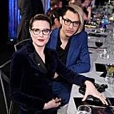When Evan Rachel Wood Slipped On Glasses