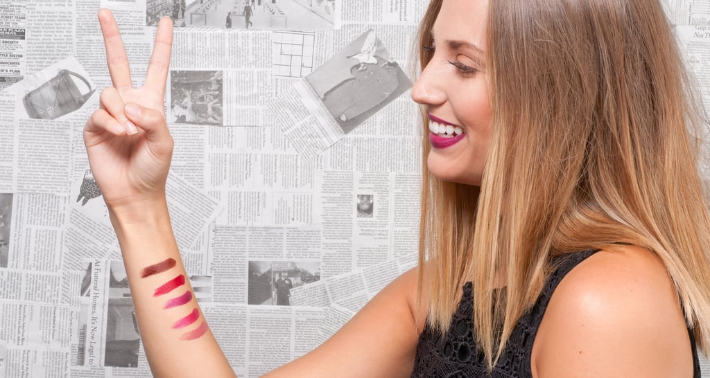 5 Editors Tested Urban Decay's New Berry Lipstick Shades — Here's What They Thought